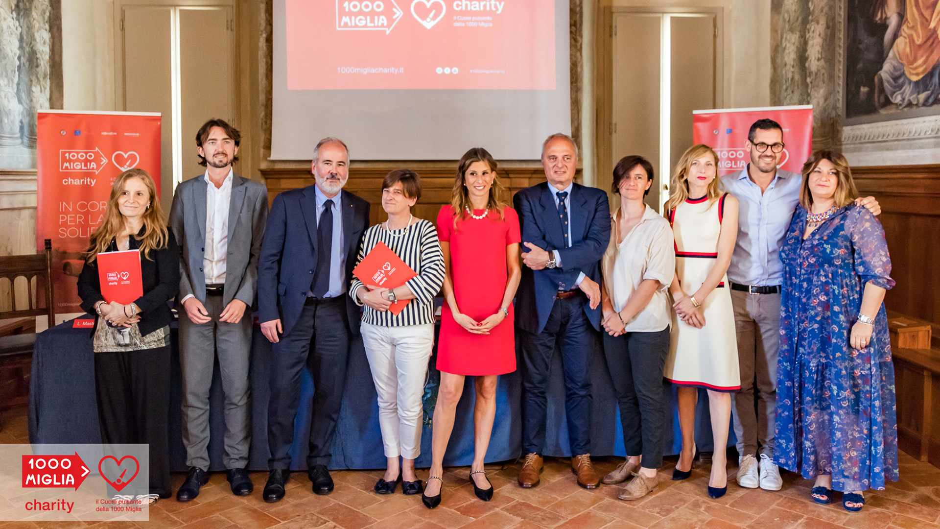 1000 Miglia Charity 2018